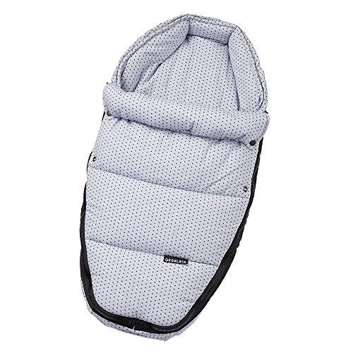 Gesslein 715031000 021000 - Cuna para bebé (500 g), color azul