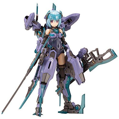 Lijst Arms Girl Furezuveruku Hoogte over 1.5.0mm non-schaal met kleurcodes pre-plastic model