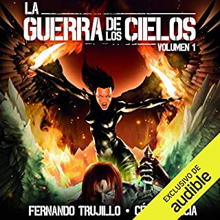 La Guerra de los Cielos [The War of the Skies] audiobook cover art