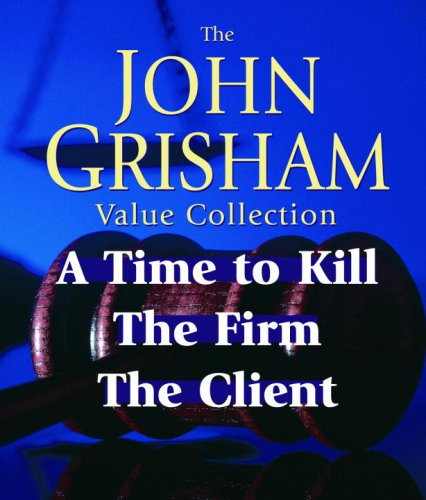 John Grisham Value Collection  By  cover art