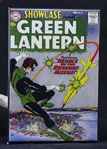 Showcase #22 Comic Cover Refrigerator Magnet. Green Lantern