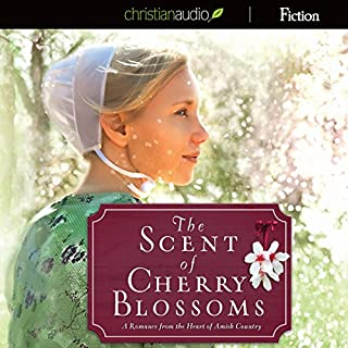 The Scent of Cherry Blossoms cover art