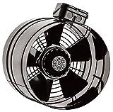 200mm Ventilador Industrial Tubo Canal Extractor Ventilación Ventiladores ventiladore industriales Axial axiales Helicoidal Helicoidales extractores extractore extractor