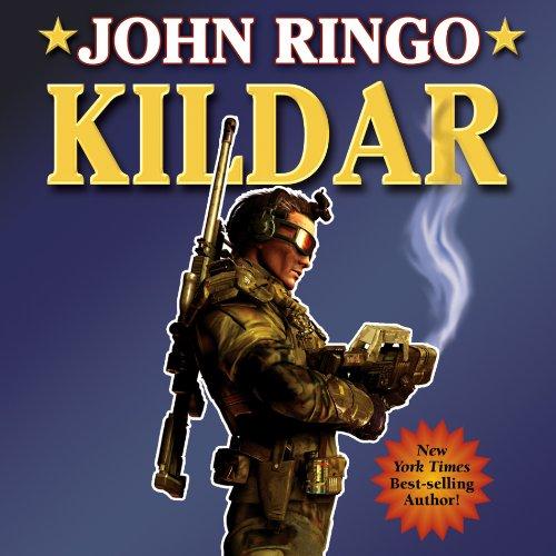 Kildar audiobook cover art