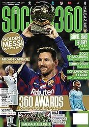 Soccer magazine gift ideas for soccer fans