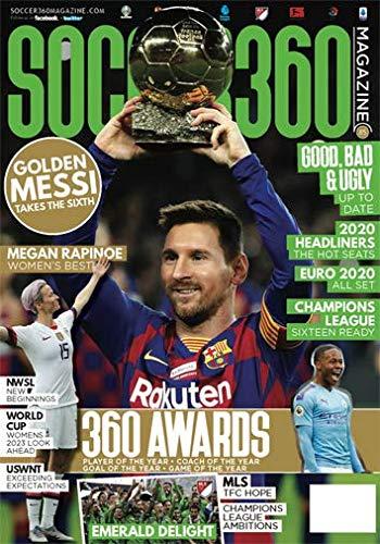 Soccer 360 Magazine
