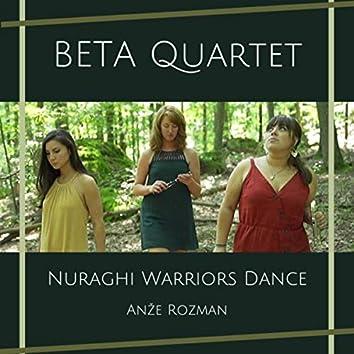 Nuraghi Warriors Dance