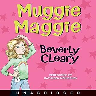 Muggie Maggie audiobook cover art