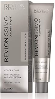 Revlon Revlonissimo Color Y Care 4-Medium Brown 60 Ml - 60 ml.