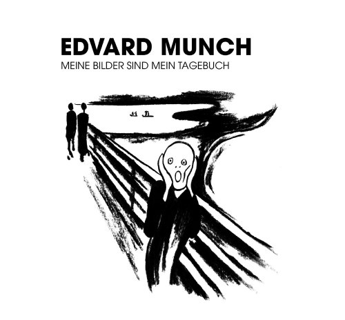 Edvard Munch audiobook cover art