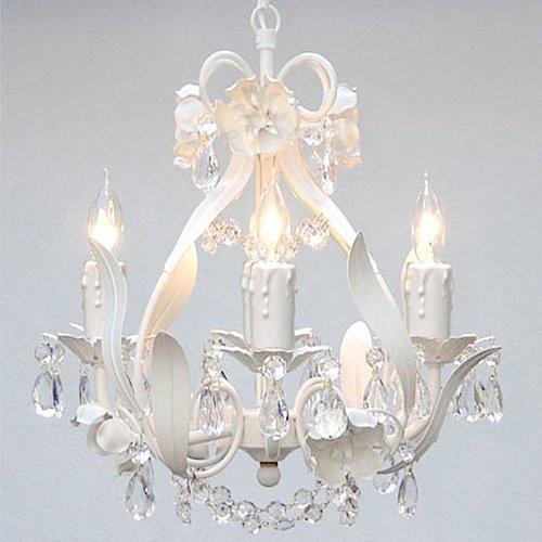 White Chandelier: Amazon.com