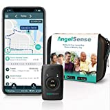 Image of AngelSense Personal GPS Tracker for Kids, Teen, Autism, Special Needs, Elderly, Dementia - 2-Way Auto-Answer Speakerphone & SOS Button - School Bus Tracking - Easy-to-Use App