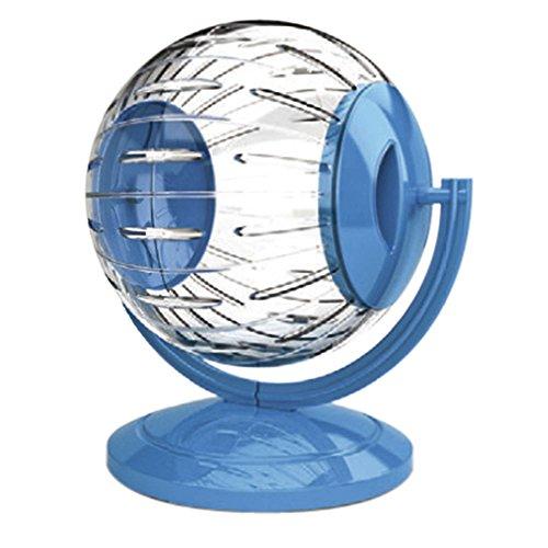 GP GP10574 Accesorio de Recreo Bola de Ejercicio Plástica con Base para Hámster