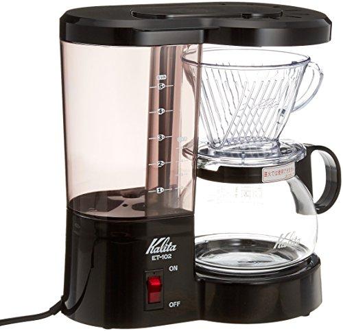 Kalita コーヒーメーカー ブラック ET-102