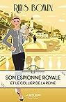 Son espionne royale, tome 5 : Son espionne royale et le collier de la reine  par Quin-Harkin