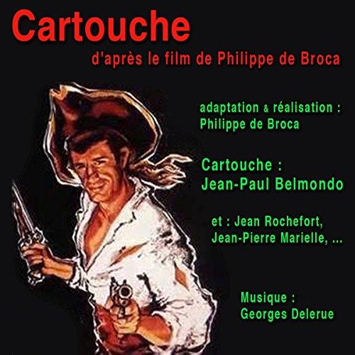 Couverture de Cartouche, d'après le film de Philippe de Broca