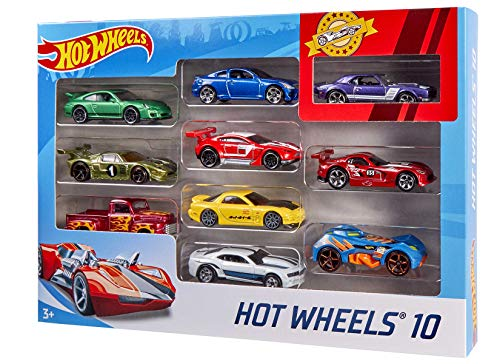 Hot Wheels 54886 1:64 Die-Cast A...