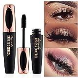 Maxpex 3D Lash Mascara Waterproof, Luxuriously Longer, Thicker, Voluminous Eyelashes, Long-Lasting, Dramatic Extension