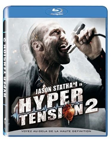 Hyper Tension 2 [Francia] [Blu-ray]