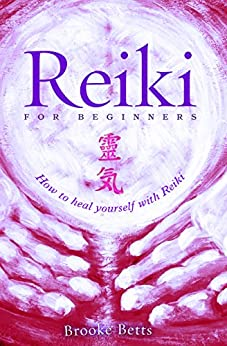 Book's Cover of Reiki for Beginners: How to Heal Yourself with Reiki (English Edition) Versión Kindle