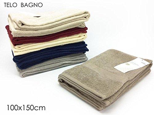 Toalla baño 100% algodón toalla colores surtidos ducha bañera invitados ropa baño