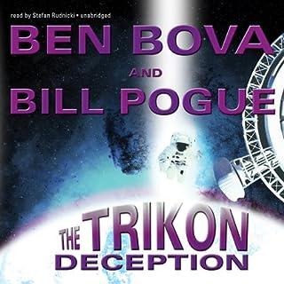 The Trikon Deception audiobook cover art