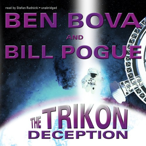 The Trikon Deception audiobook cover art