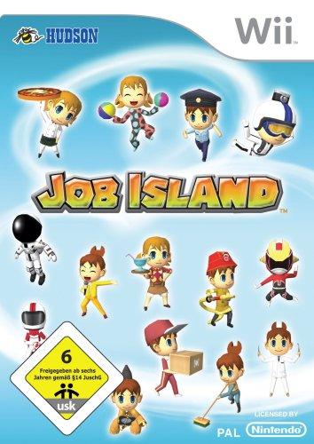 Job Island [import allemand]