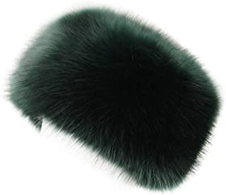 Faux Fur Cossack Russian Style Hat for Ladies Winter Hats for Women