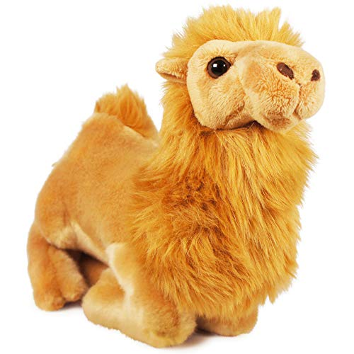 VIAHART Cairo The Camel   11 Inch Stuffed Animal Plush   by Tiger Tale Toys -  850000897502