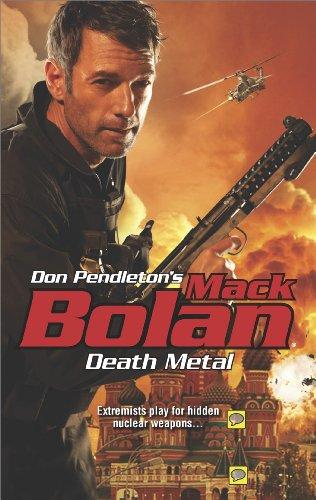 Death Metal (SuperBolan Book 165) (English Edition)