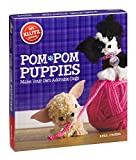 Pom-Pom Puppies: Make Your Own Adorable Dogs...