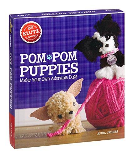 Klutz Pom-Pom Puppies Craft...
