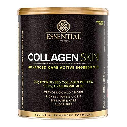Collagen Skin Limao Siciliano Lata 330g/30Ds Essential