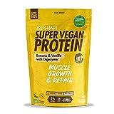 Super Vegan Protein Plátano y Vainilla con Digezyme 350g