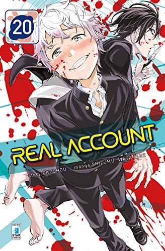 Real account (Vol. 20)