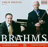 Sämtliche Violinsonaten (Ga) - Spivakov