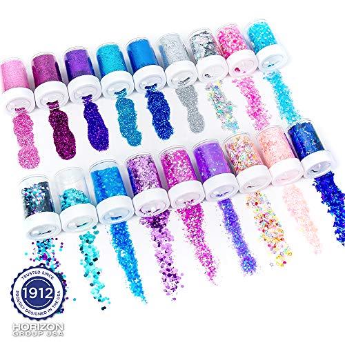 Horizon Group USA Specialty Glitter…