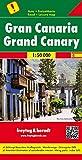 Gran Canarias, mapa de carreteras. Escala 1:50.000. Freytag & Berndt.: Toeristische wegenkaart 1:50 000: AK 0525 (Auto karte)