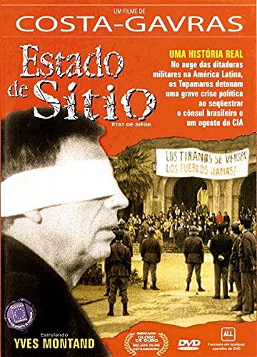 Estado de Sítio - ( État de Siege ) Costa-Gavras