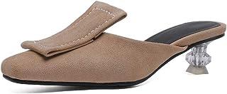 BalaMasa Womens APL12261 Pu Slippers