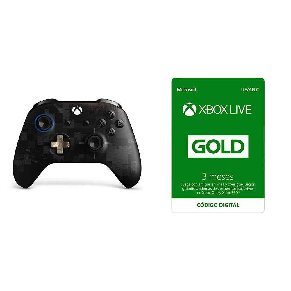 Microsoft - Mando Inalámbrico PUBG Edición Limitada (Xbox One) + ...
