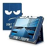kwmobile Étui ASUS ZenPad 10 (Z300) - Étui à Rabat Protection pour Tablette ASUS ZenPad 10 (Z300) avec Fonction Support