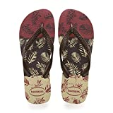 Havaianas Aloha, Infradito Uomo, Multicolore (Sand Grey/Dark Brown/Black 3748), 37/38 EU