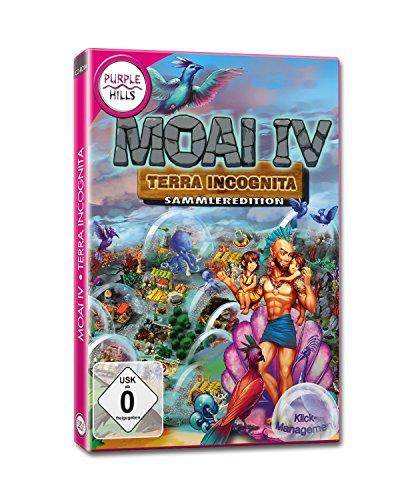 Moai 4 -Terra Incognita