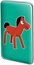GRAPHICS & MORE Pokey Gumby's Horse Pony Pal Friend Rectangle Lapel Hat Pin Tie Tack Pinback