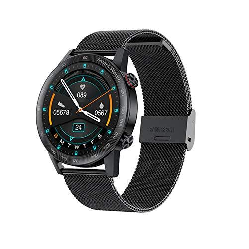 TYOP Smart Watch, Sleep Monitoring Sports Bluetooth Llame a la Pulsera, Reloj IP67 a Prueba de Agua y Ahorro de energía