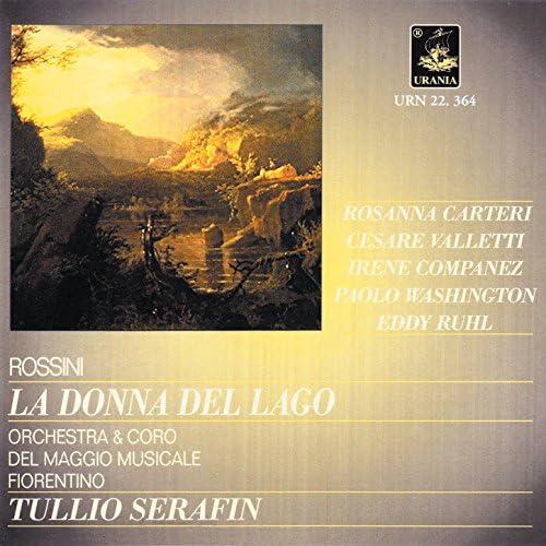 Tullio Serafin, Rosanna Carteri & Cesare Valletti