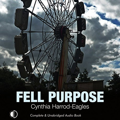 Fell Purpose audiobook cover art