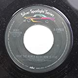 Jackie DeShannon 45 RPM What The World Needs Now Is Love / Needles And Pins